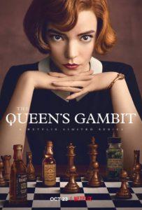 ход королевы отзыв на сериал